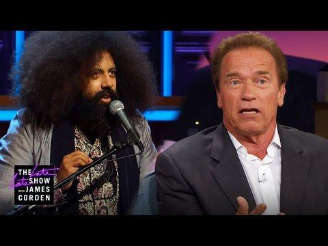 Reggie's Question: Arnold Schwarzenegger