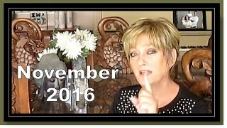 CANCER November 2016 ASTROLOGY - Your Roots & Love Matters!