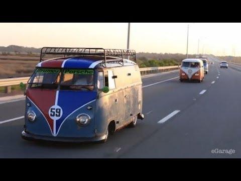 Volkswagen Bus Oldtimer Tuning