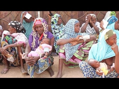 ICRRC provides aid to refugees displaced by Boko Haram