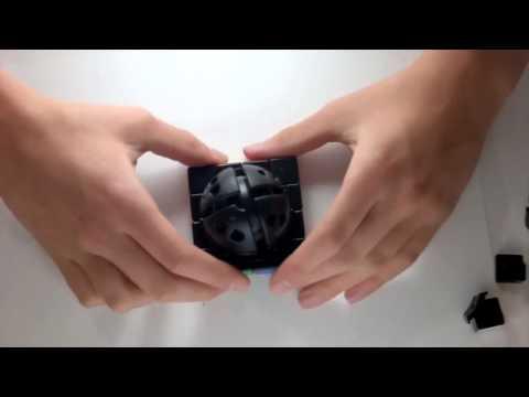 Como montar y desmontar el cubo de Rubik 4X4 Rubikpedia