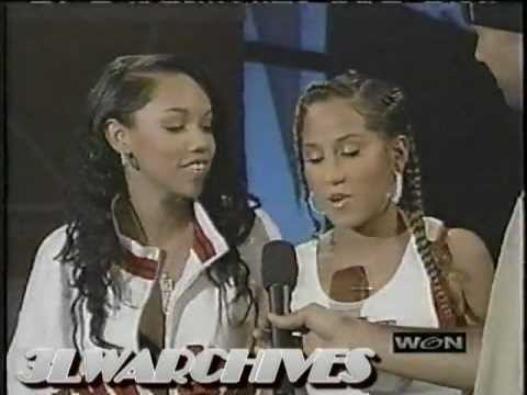 3LW-Neva Get Enuf (featuring Lil' Wayne) (Live Performance + Interview)