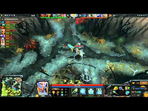 Rave vs FD, Starladder Sea Preseason by Egamingbets, WB Quarterfinal, Game 2