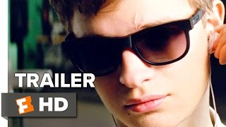 Baby Driver International Trailer #2 (2017) | Movieclips Trailers