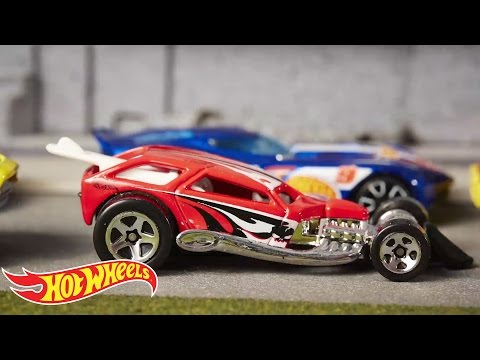 Stop Motion Action | Hot Wheels