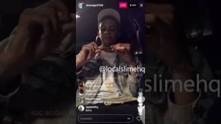 D Savage addresses beef with Playboi Carti/ 2900, disses Lil Uzi Vert,