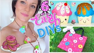 6 DIYs EVER YOU SHOULD TRY - 5 Minute Crafts To Do When You