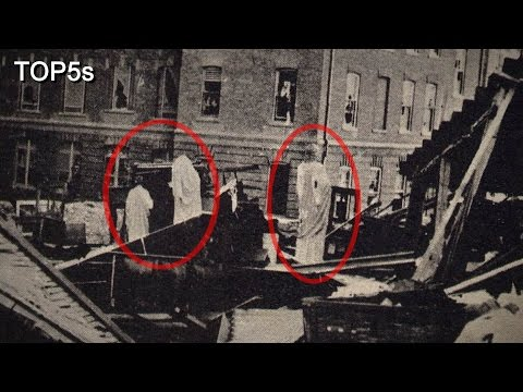 5 Extremely Strange & Creepy Paranormal Photographs