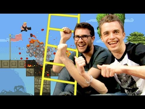 Cyprien Squeezie - BroForce !