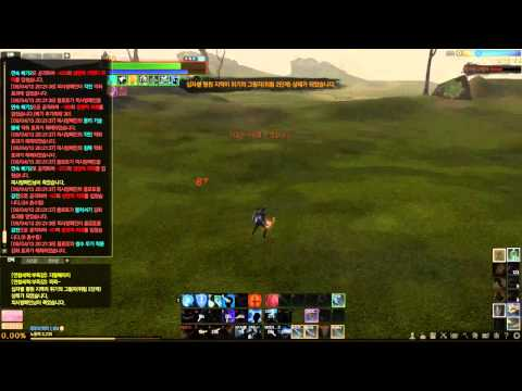 "ArcheAge. Gameplay PvP: Дуэль между классами ""Executioner"" и ""Buffoon"""