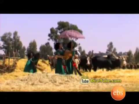 Konjit Shanko - Enshager [traditional Amharic Music] video