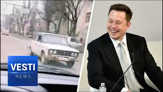 Russian Car Enthusiast Becomes Internet Famous Over One Tweet Noticed by Elon Musk!