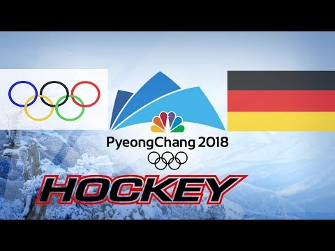 OAR (RUSSIA) vs GERMANY, GOLD MEDAL, OLIMPICS GAME 2018...