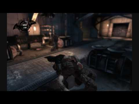 Batman Arkham Asylum Demo 9600gso Xxx video