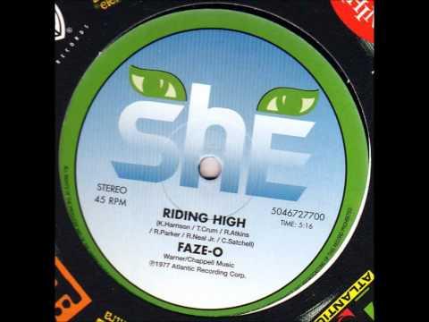 Faze O - Riding High thumbnail