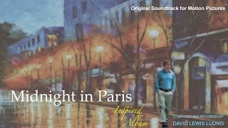 Midnight in Paris  & Midnight in Paris Soundtrack: A Midnight in Paris Songs Inspired OST Album