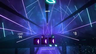 Beat Saber Expert Out Of My Head By Chvrches Ft Wednesday Campanella