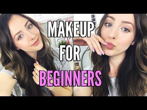 Makeup Tutorial For Beginners! ALL Drugstore!