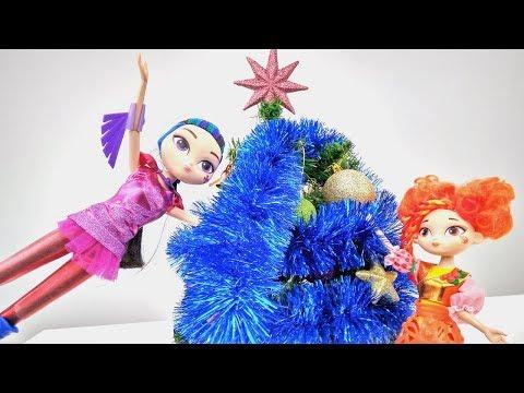 Сказочный Патруль наряжает елку - Приключения Деда Мороза