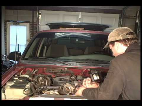4.0 SOHC Ford Explorer Engine Replacement part 1