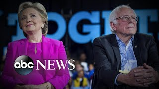 Bernie Sanders fires back at Hillary Clinton over new criticism l ABC News