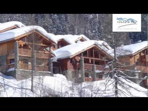 Luxury Ski Chalets, Ski Holidays in Sainte Foy French Alps - Venture Ski