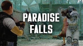 Paradise Falls Meets Wasteland Justice - Fallout 3 Lore