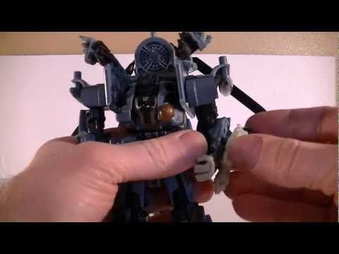 Transformers 2007 Movie Blackout Redo Review