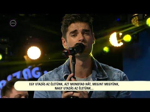 Fehérvári Gábor AlfrédˇFreddieˇa Magyarország,Szeretlek! vendégénekese