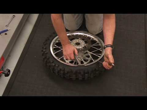 MXTV Mechanical Tip - Changing tyres