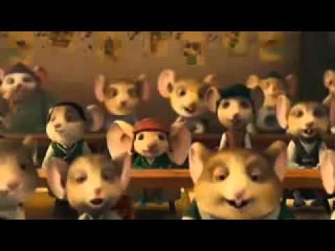 YouTube Tale of Despereaux Director speaks of Emma Watson
