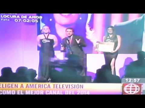 Premios IBA 2014