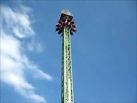 LA TORRE EN EL PARQUE NACIONAL DE DIVERSIONES DE SAN JOSE, COSTA RICA