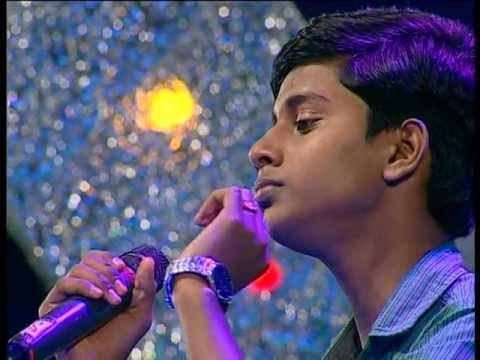 Kalyan Sarees Smart Singer Episode 57 SHEJIN JOSHY ILAYARAJA...