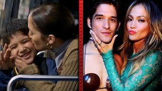 Jennifer Lopez and Tyler Posey Reunite—See Their First