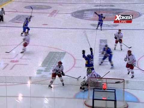 Украина - Польша - 5:1 (1:1, 2:0, 2:0)