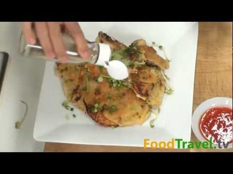 หอยทอด (หอยนางรมทอด)