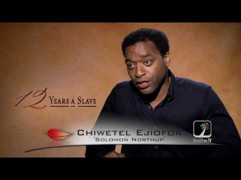 12 Years A Slave Chiwetel Ejiofor Interivew