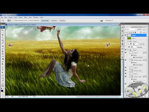 0 Adobe Photoshop Tutorials in Urdu Designing Dream Sean Urdu Tutorial,