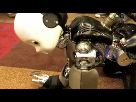 Робот - малыш