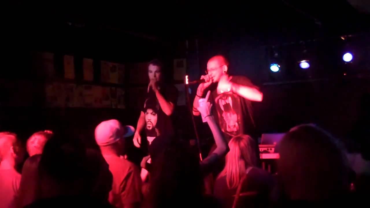 Kipp G And Tony The Butcher Perform At The Aquarium Fargo