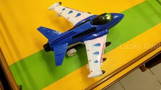 Aeroplane for Kids Dismounting, Light & Music for Children