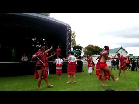 Club Filipino NZ Igorot Dance