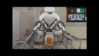 【TOSHIBA】Toshiba's Dual Arm Robot in Action