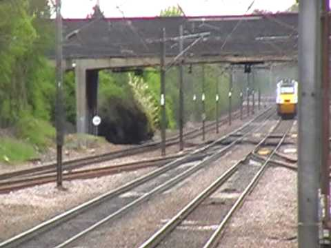 Trains at Speed UK