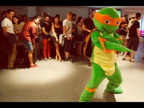 Sosh présente Be Street Retro Movies Tour 2013