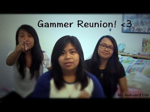 Gammer Reunion (ft. Jenilee And Mira) | My Awkward Life video