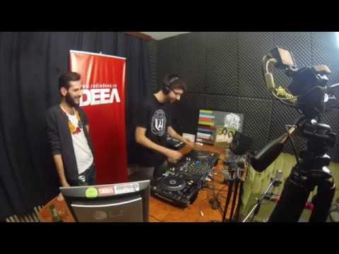 Dubgrade live @ Radio DEEA (Bucharest) - 2015 February