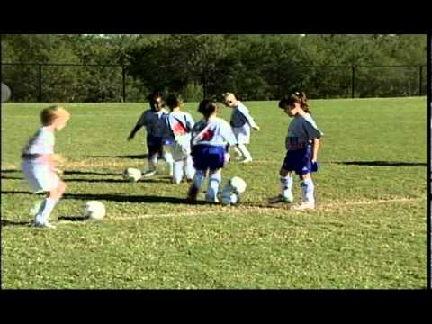 US Youth Soccer Novice Coach U6 U8   A Drive Around Town