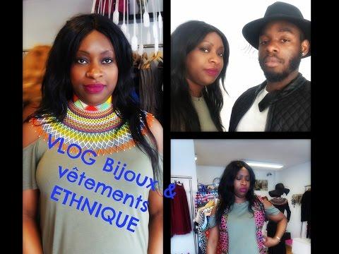 VLOG: Bijoux et Vêtements Ethniques